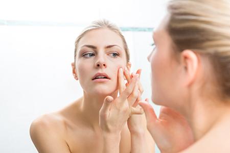 Stoppez les problèmes d'acné