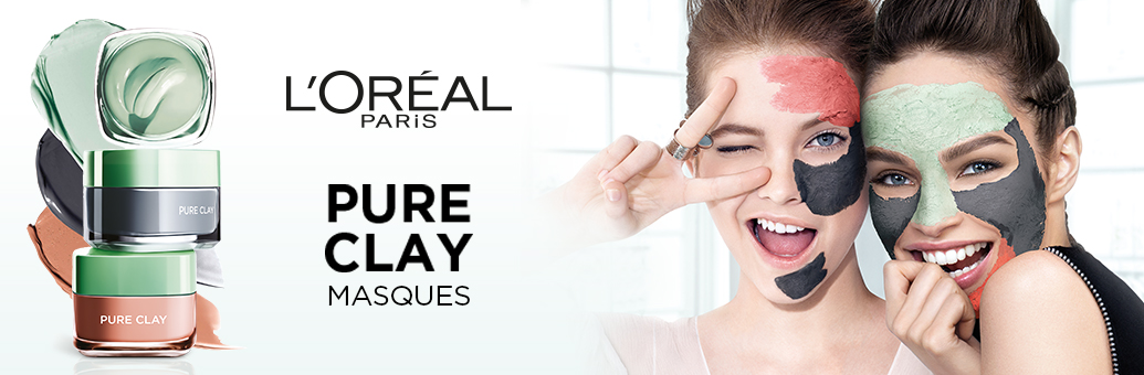 Loreal Paris Pure Clay