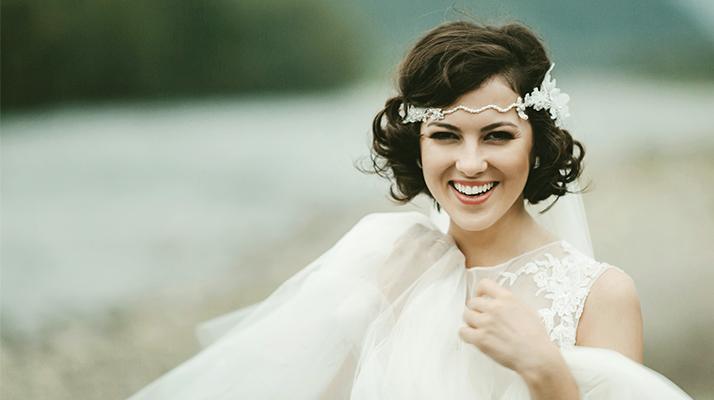 coiffures de mariage 2018