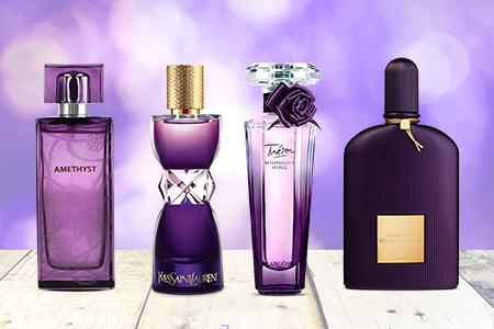 Couleur de l'année 2018 : L'Ultra Violet domine le monde des parfums, du maquillage et de la mode
