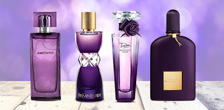 couleur de l 39 ann e 2018 l 39 ultra violet domine le monde des parfums du maquillage et de la. Black Bedroom Furniture Sets. Home Design Ideas