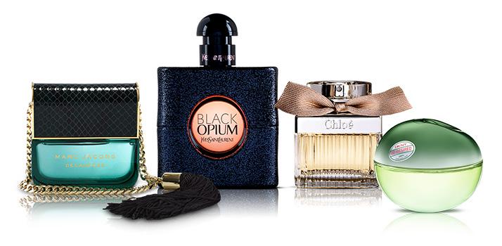 Meilleur parfum pour femme