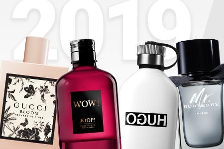 Les meilleurs parfums de l'année 2019