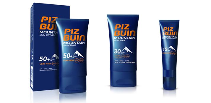 protection solaire ski produits