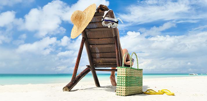 indispensables sac de plage