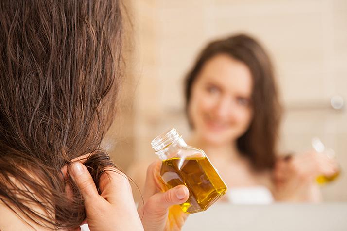 soins de nuit cheveux