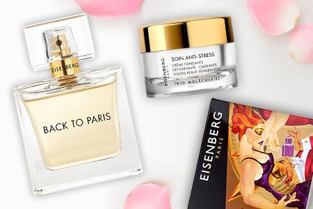 Eisenberg : les fragrances et la beauté vous envoûtent...