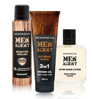 Dermacol Hommes