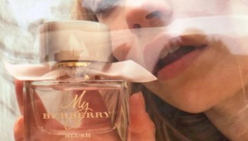 Découvrez My Burberry Blush