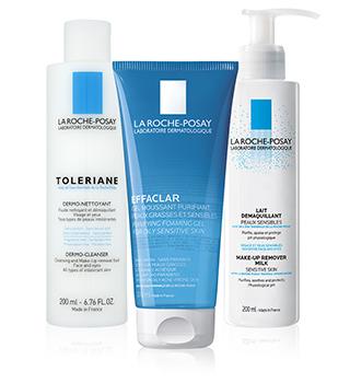 La Roche Posay Démaquillage et nettoyage de la peau