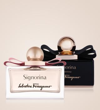 Salvatore Ferragamo parfémy pro ženy Parfums pour femmes