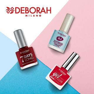 Vernis à ongles Deborah Milano