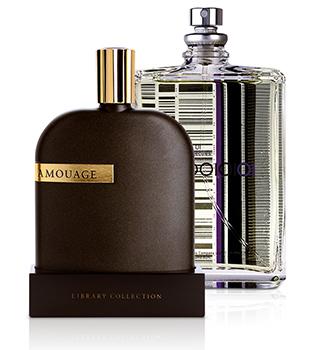 Parfum rare mixte